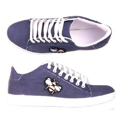 zapatillas azules mujer talles especiales
