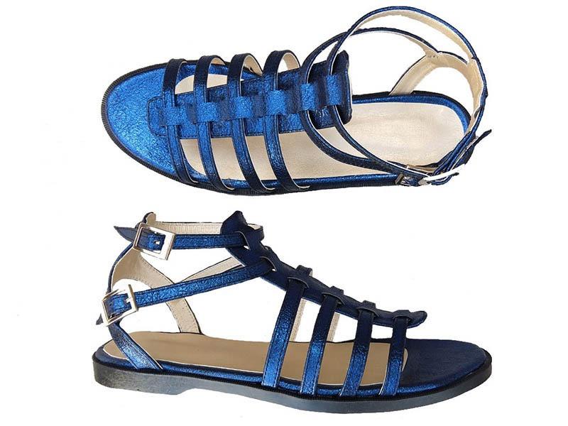 gladiadoras azules
